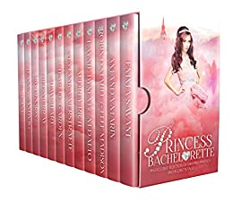 Princess Bachelorette: An Exclusive Selection of Princess Bachelorette stories by [Emma  Savant, Amanda  Marin, Robin D Mahle, Elle Madison, Laynie Bynum, M Dalto, Audrey  Rich, Majanka  Verstraete, Charlee Pina, Shaw Hart, Bee Murray, KB Benson, Hanna Sandvig, K.A.Last]