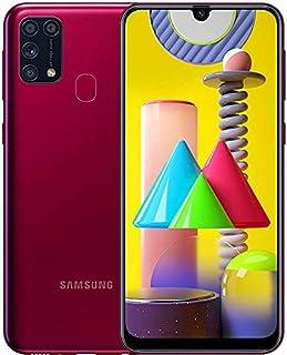 Samsung Galaxy M31 (M315F-DSN) 128GB 6GB RAM International Version - Red