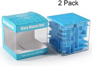 Best 3d cube puzzle money maze bank Reviews