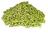 Nelson Sauvin Hops Pellets | 100 g de la plus fraîche variété de granulés de Nouvelle-Zélande 2019 | Ingrédients biologiques pour la bière artisanale, la bière