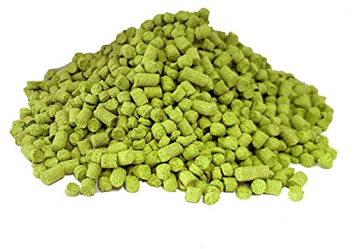 CITRA hop pellets | 100 g of the freshest USA pellet variety 2019 Crop | Craft ale ingredients for brewing beer