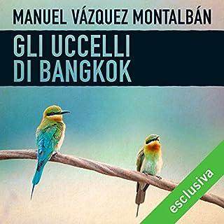 Gli uccelli di Bangkok copertina