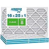 Best Hypoallergenic: Aerostar 16x25x1 MERV 8 Pleated Air Filter Review