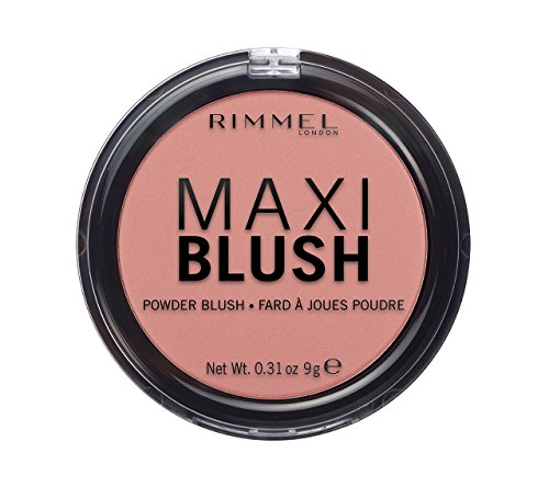 Rimmel London Maxi Blush Colorete Tono 6 Exposed -...