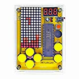 DIY Soldering Project Game Kit Retro Classic Electronic Soldering Kit, Snakes/Race Cars/Space...
