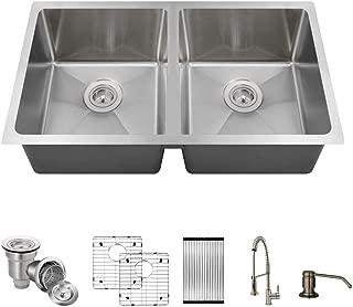 Best stainless steel 1.5 kitchen sink Reviews