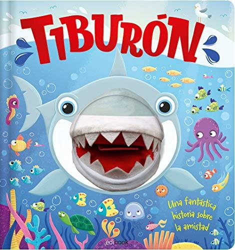 Libro Marioneta Tiburon