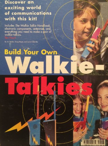 Build Your Own Walkie-Talkies/Kit (Discovery Kit)