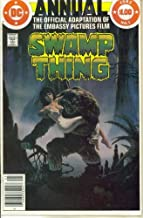 Swamp Thing Annual #1 (Official Movie Adaptation - DC Comics)