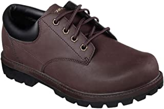 Skechers 65500 Men's Relaxed Fit: Toric - Bereno Oxford Shoe
