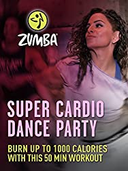 top rated Zumba Super Cardio Dance Party Dance Training 2021