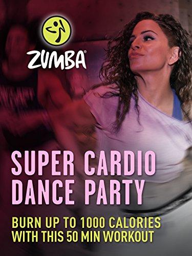 small Zumba Super Cardio Dance Party Dance Training