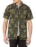 DC Camisa de botones Tactics Ss para hombre - - XX-Large