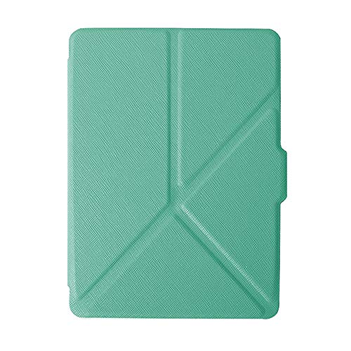 BENGKUI Slim Smart (Auto Wake & Sleep) Origami Case Cover für Kindle Voyage, Mint...