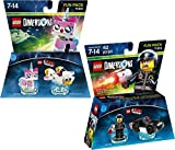 Lego Dimensions The LEGO Movie Good versus Evil Bundle: UniKitty 71231 and Bad Cop 71213