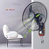 Indoor air Circulator 18-inch Energy-Saving Silent Industrial oscillating Exhaust fan 18 inch Outdoor