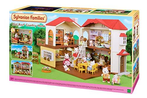 Sylvanian Families - 5302 - Stadthaus mit Licht