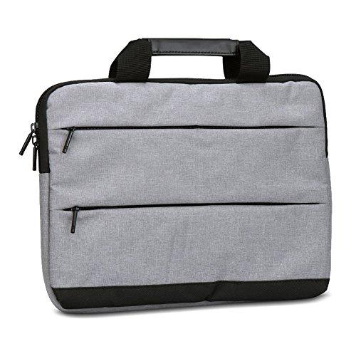 UC-Express Grafiktablett Hülle Schutzhülle für GAOMON M106K Sleeve Tasche Stift Tablett Schutzcase Tragetasche, Farbe:Grau