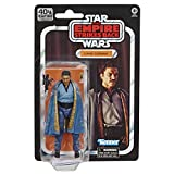 Star Wars 40ème anniversaire - Figurine Black Series Lando Calrissian 15 cm - Edition Collector