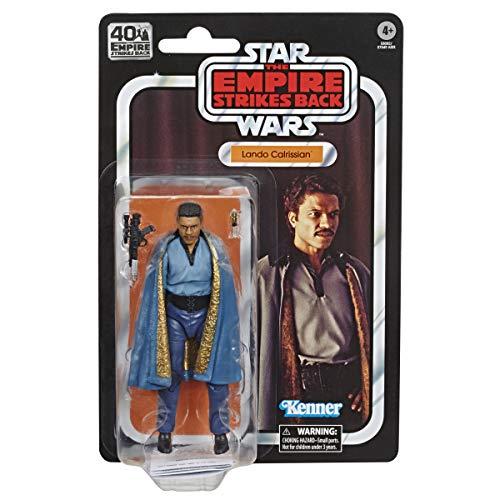 Figurine Black Series Lando Calrissian 15 cm Star Wars Edition Collector