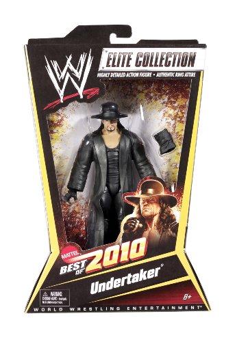 WWE MATTEL Best Of Elite 2010 The Undertaker Wrestling Figure