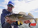 Power Fishing Heavy Snap Jigs for Shallow Water Walleye