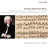 Bach : Oeuvres choisies pour piano. Eickhorst.