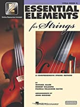 Essential Elements 2000 for Strings - Book 2: Viola with EEI