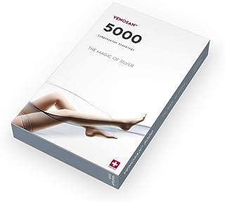 VENOSAN ベノサン 5000 医療用弾性ストッキング (M, 黒、つま先なし)