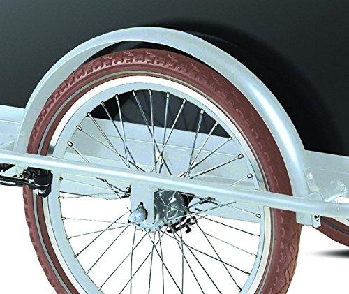 Lastenfahrrad E-Bike Voozer E-Transportrad Bild 2*