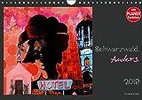 Schwarzwald. Anders. (Wandkalender 2019 DIN A4 quer): Pop Art Photocollagen aus dem Schwarzwald (Geburtstagskalender, 14 Seiten ) (CALVENDO Kunst)