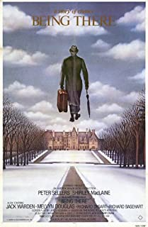 Being There 11 x 17 Movie Poster - Style A