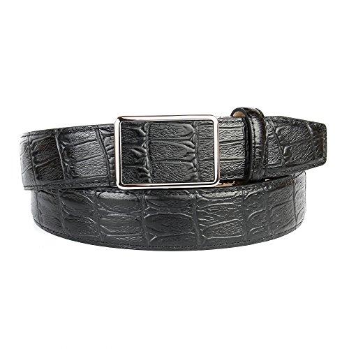 Anthoni Crown 17K10 Cintura, (Schwarz 010), 85 Uomo