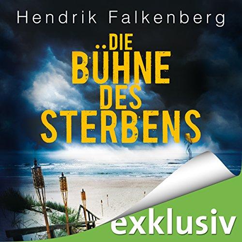 Die Bühne des Sterbens (Hannes Niehaus 3) Titelbild