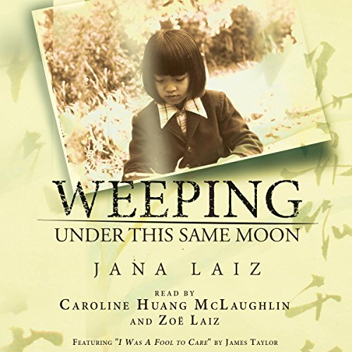 Weeping Under This Same Moon cover art