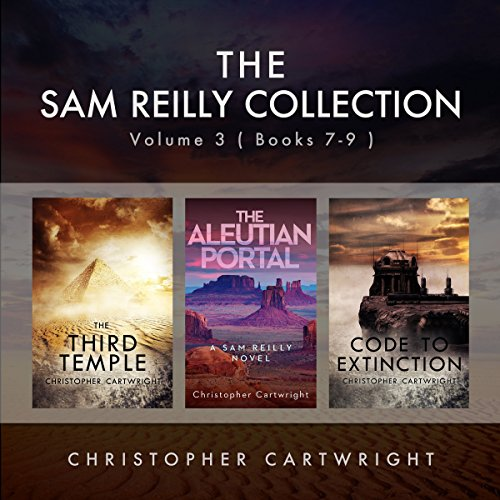 The Sam Reilly Collection, Volume 3 audiobook cover art