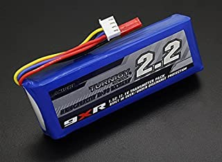 Xingcolo Turnigy 9XR Safety Protected 11.1v (3s) 2200mAh 1.5C Transmitter Pack
