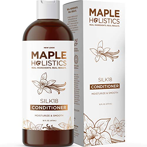 Hair Conditioner for Damaged Dry Hair - Natural Hair Conditioner for Dry Hair Care Frizz Control and Silky Hair Treatment - Sulfate Free Conditioner for Fine Hair and Hair Moisturizer for Dry Hair