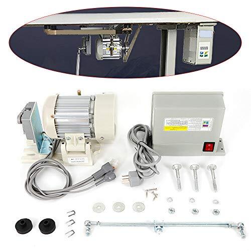 600W Máquina de coser industrial servomotor con motor de embrague 500-4500r/min