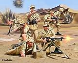 Revell Modellbau 02616 - German Africa Corps WWII im Maßstab 1:76 -