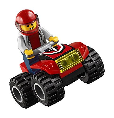 Super Équipe de Course Tout-Terrains Camion Pickup LEGO City - 60148 - 239 Pièces - 8