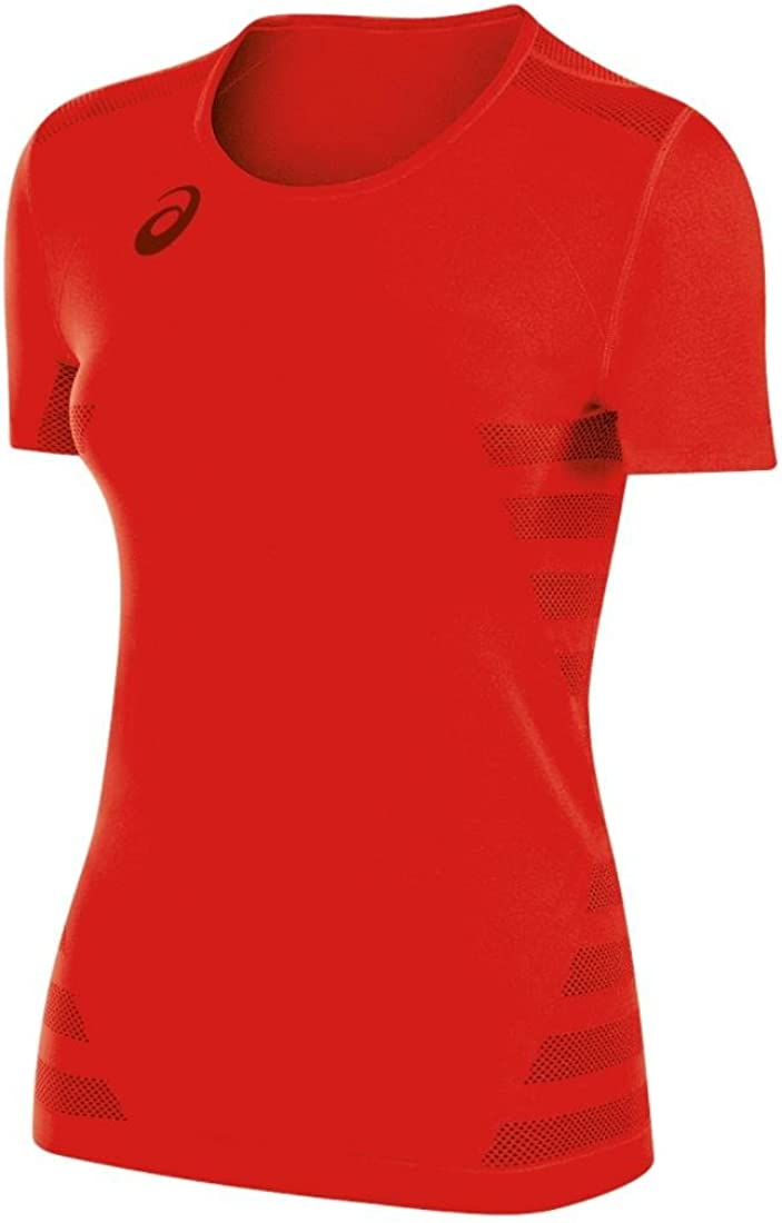 ASICS Womens Tactic ストア Sleeve Short Court ファッション通販