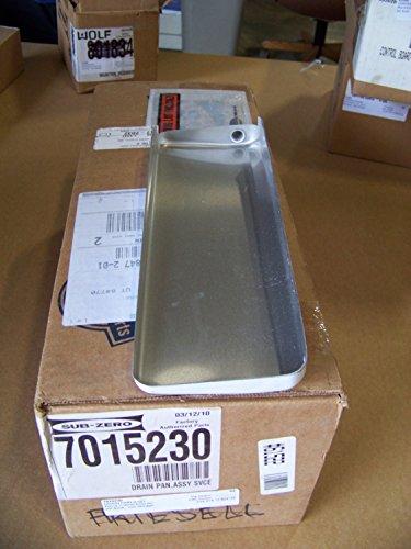 Sub-Zero 7015230 DRAIN PAN ASSY
