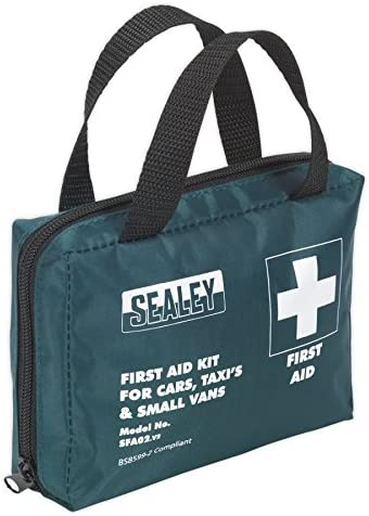 Ranking TOP7 Year-end annual account Sealey Compact Travel Aid Kit First