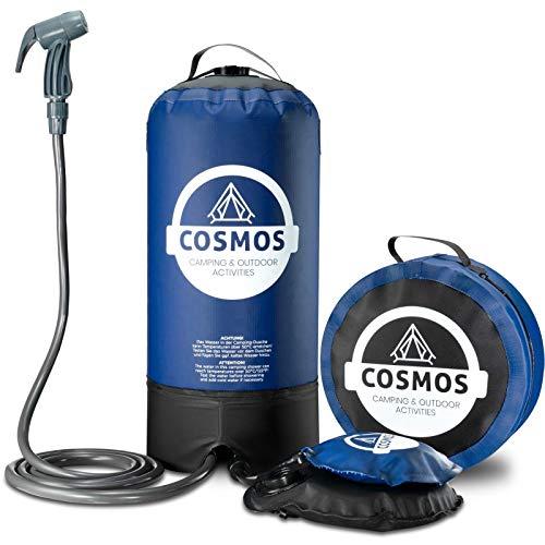 Cosmos Douche de camping – Douche extérieure...