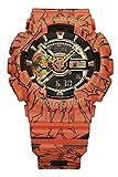 [カシオ] 腕時計 ジーショック ドラゴンボールZ コラボレーションモデル GA-110JDB-1A4JR メンズ