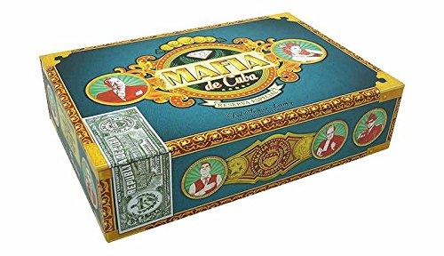 Asmodee–Brettspiel Mafia von Kuba (ade0maf01ml)