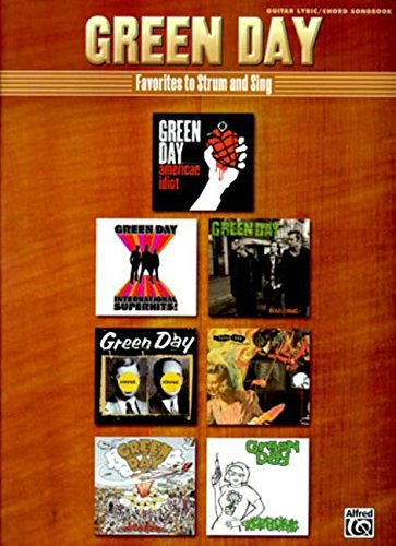 Green Day: Favorites to Strum and Sing - Easy GTAB