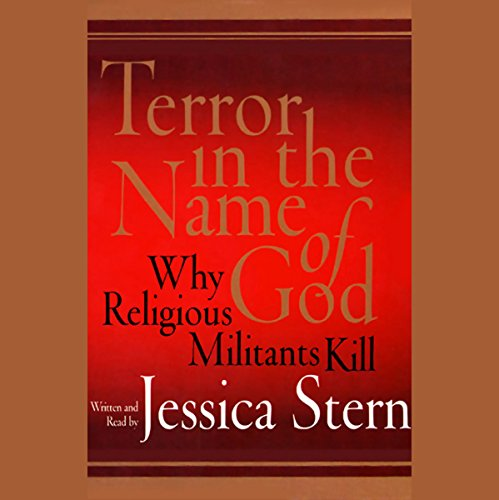 Terror in the Name of God audiobook cover art