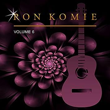 Ron Komie, Vol. 6